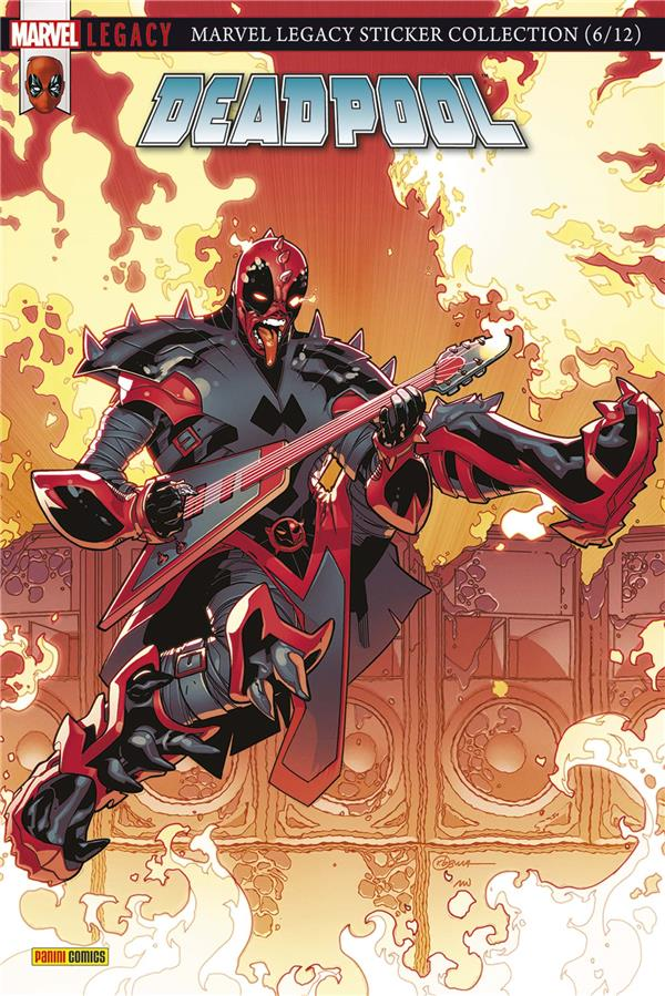 MARVEL LEGACY : DEADPOOL N 2