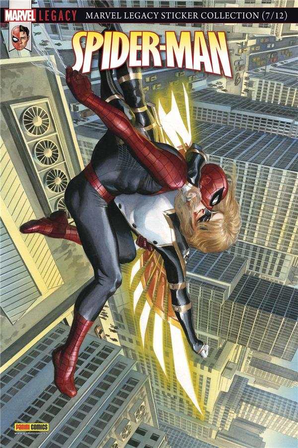 MARVEL LEGACY : SPIDER-MAN N 2