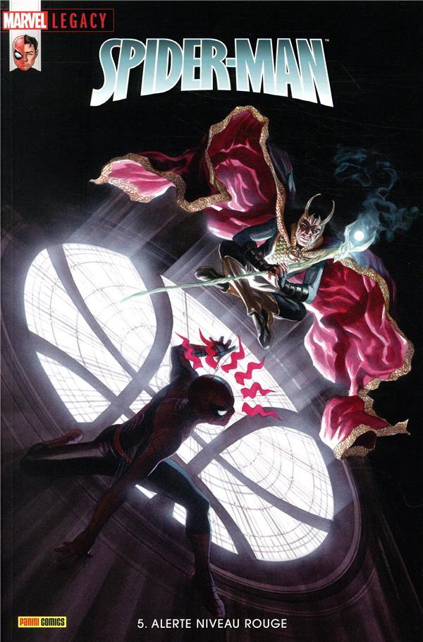 MARVEL LEGACY : SPIDER-MAN N 5