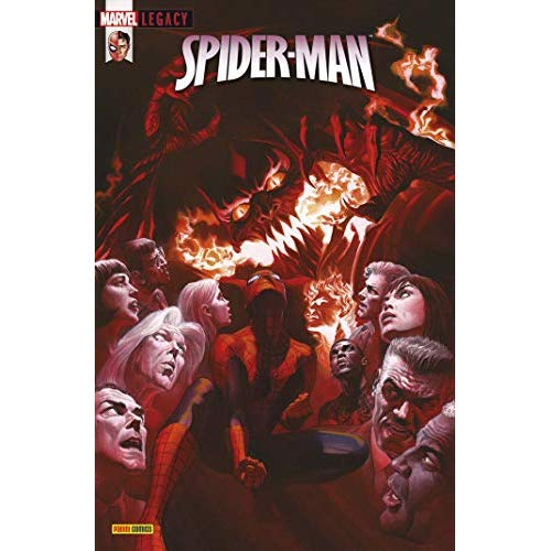 MARVEL LEGACY - SPIDER-MAN N 7