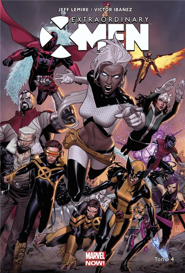 EXTRAORDINARY X-MEN T04
