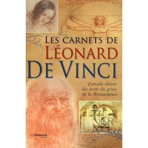LES CARNETS DE LEONARD DE VINCI