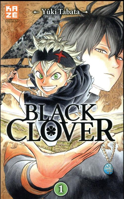 BLACK CLOVER T1-OP 48H BD 2017