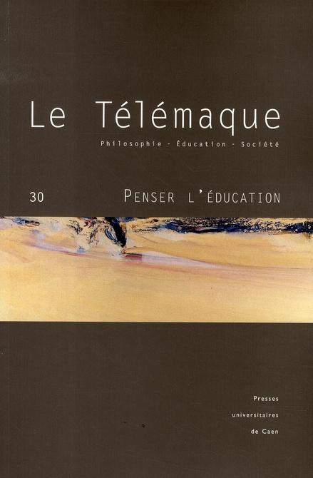N  30 : PENSER L'EDUCATION