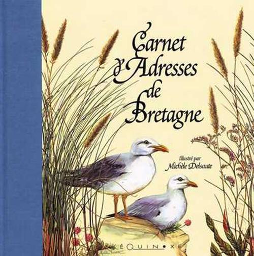 CARNET D ADRESSES DE BRETAGNE GRAND FORMAT