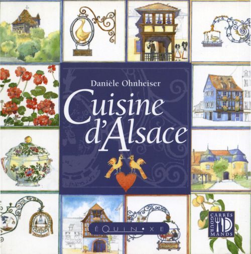 CUISINE ALSACE