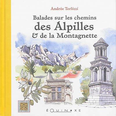 BALADES SUR LES CHEMINS DES ALPILLES DE LA MONTAGNETTE