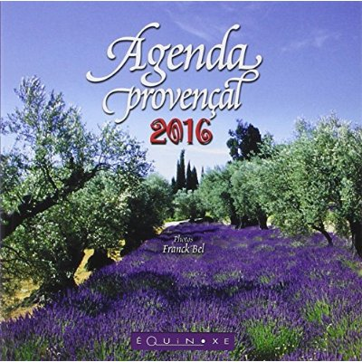 AGENDA PROVENCAL 2016 PF LAVANDE
