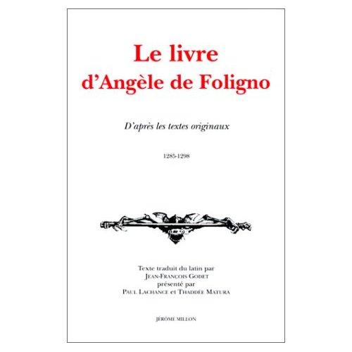 LE LIVRE D'ANGELE DE FOLIGNO