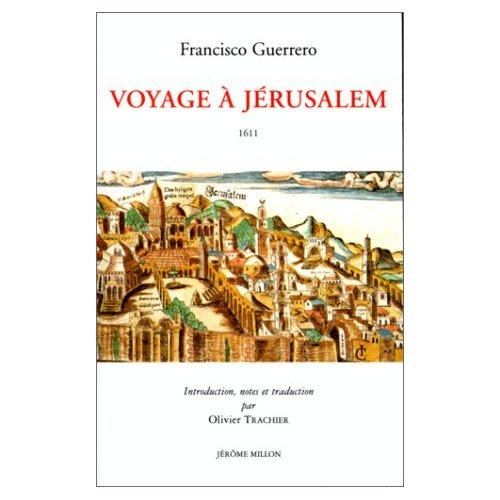 VOYAGE A JERUSALEM