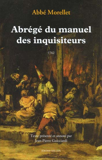 ABREGE DU MANUEL DES INQUISITEURS