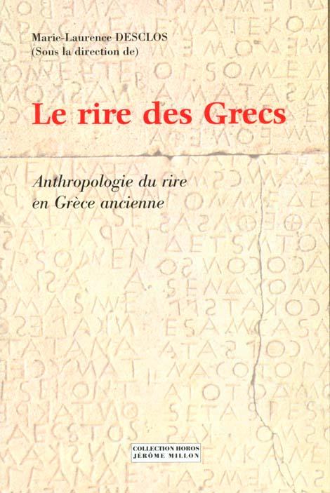 LE RIRE DES GRECS