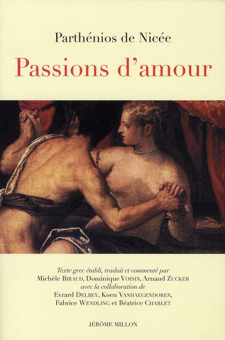 PASSIONS D'AMOUR