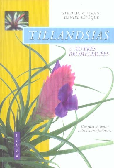 TILLANDSIAS ET AUTRES BROMELIACEES-COMMENT LES CHOISIR ET LES CULTIVER FACILEMENT