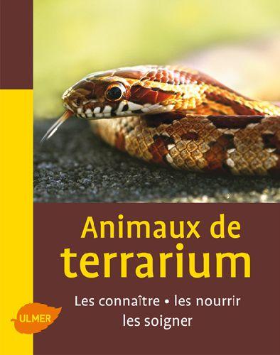 ANIMAUX DE TERRARIUM