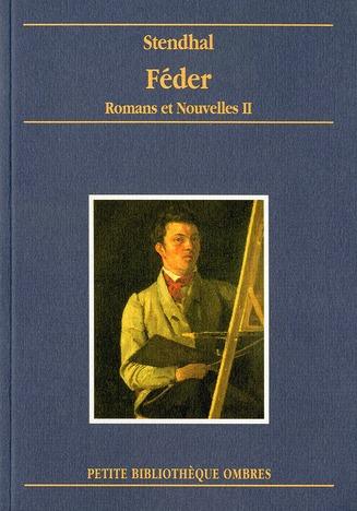 ROMANS ET NOUVELLES II - FEDER
