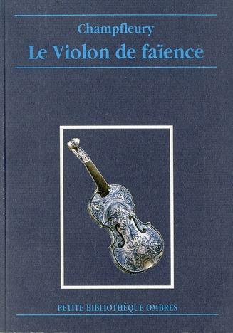 LE VIOLON DE FAIENCE