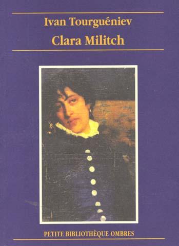 CLARA MILITCH