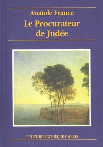 LE PROCURATEUR DE JUDEE
