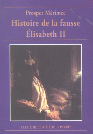 L'HISTOIRE DE LA FAUSSE ELISABETH II
