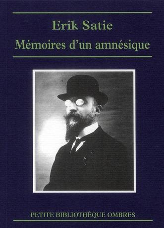 MEMOIRES D'UN AMNESIQUE SUIVI DE CAHIERS D'UN MAMMIFERE