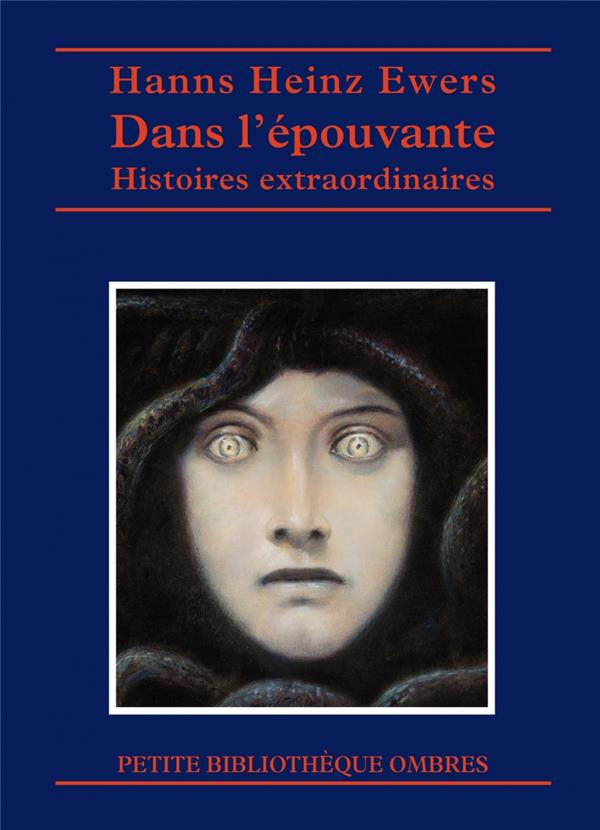 DANS L'EPOUVANTE - HISTOIRES EXTRAORDINAIRES