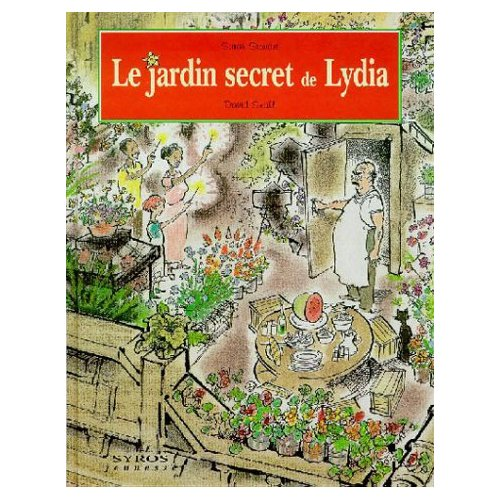 JARDIN SECRET DE LYDIA