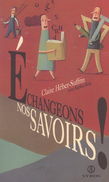 ECHANGEONS NOS SAVOIRS!