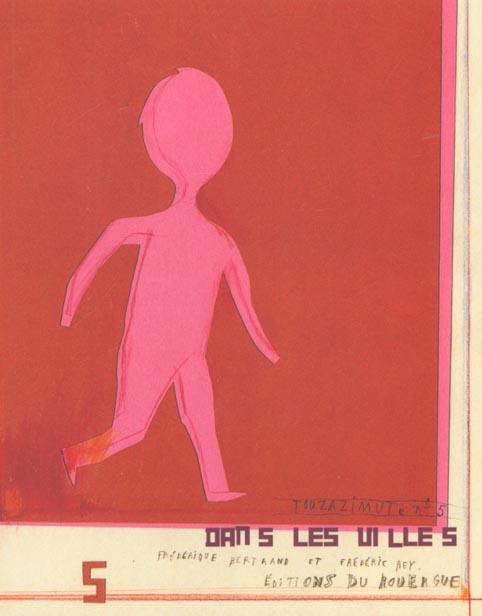 DANS LES VILLES - 5 - TOUZAZIMUTE