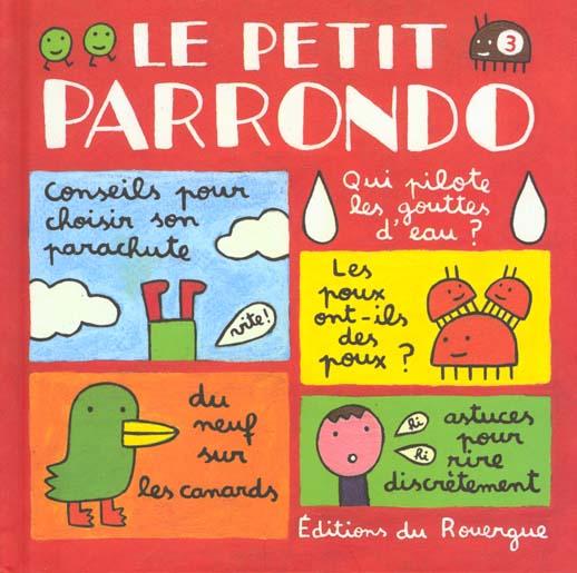 PETIT PARRONDO N3