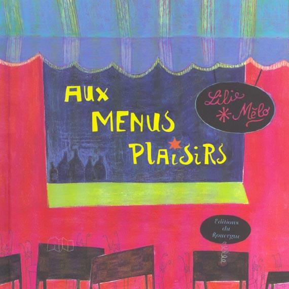 AUX MENUS PLAISIRS