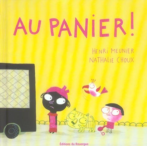AU PANIER ! - FERMETURE ET BASCULE VERS 9782812610455
