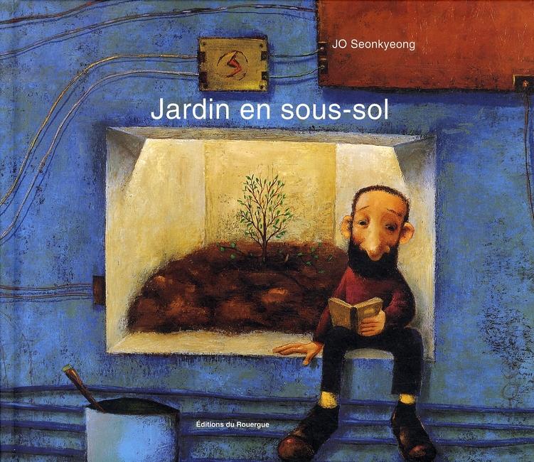 JARDIN EN SOUS-SOL