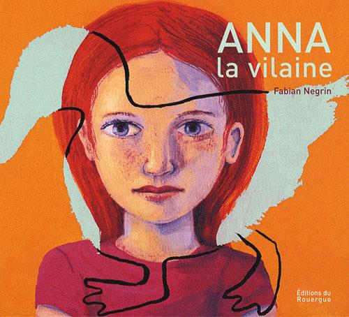 ANNA LA VILAINE