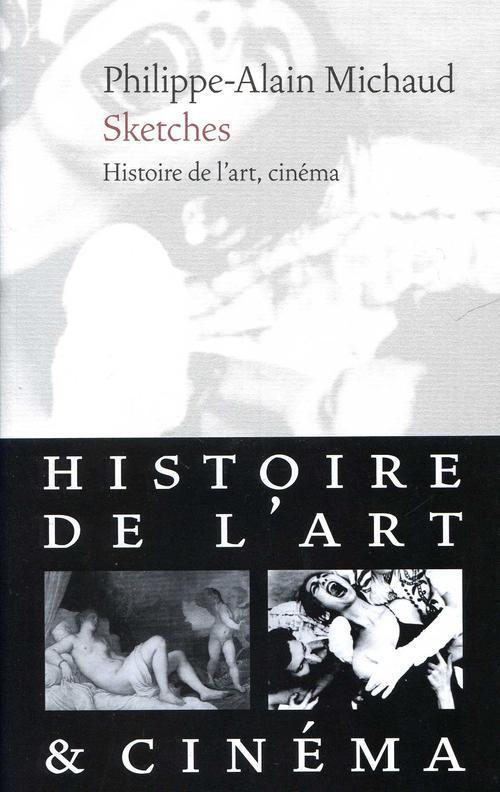 SKETCHES - HISTOIRE DE L'ART, CINEMA