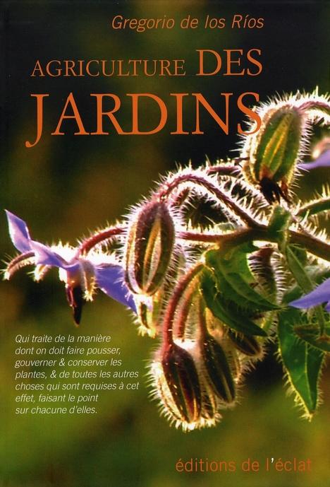 AGRICULTURE DES JARDINS