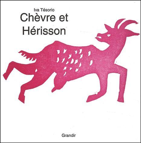 CHEVRE ET HERISSON