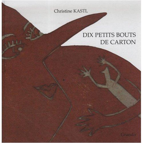 DIX PETITS BOUTS DE CARTON