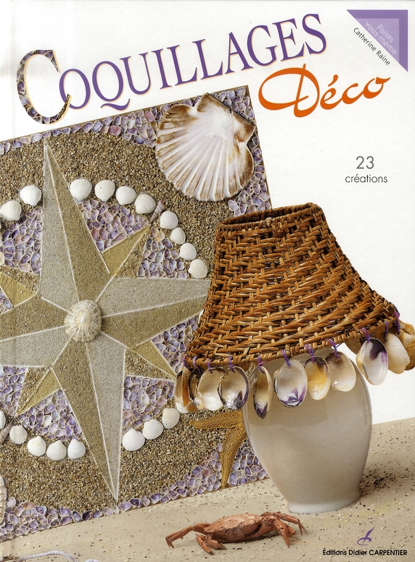 COQUILLAGES DECO - 23 CREATIONS