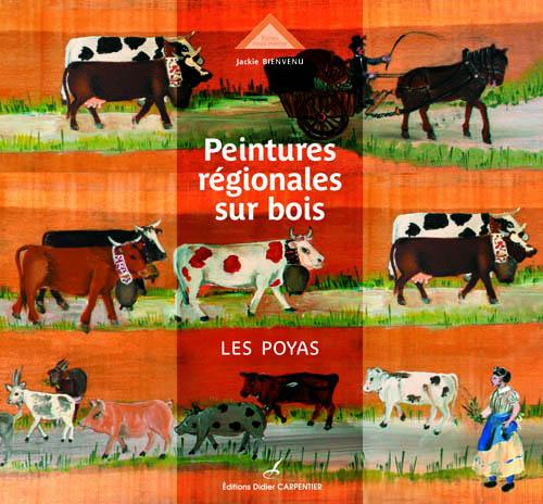 POYAS - PEINTURES REGIONALES SUR BOIS