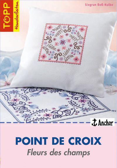 FLEURS DES CHAMPS AU POINT DE CROIX