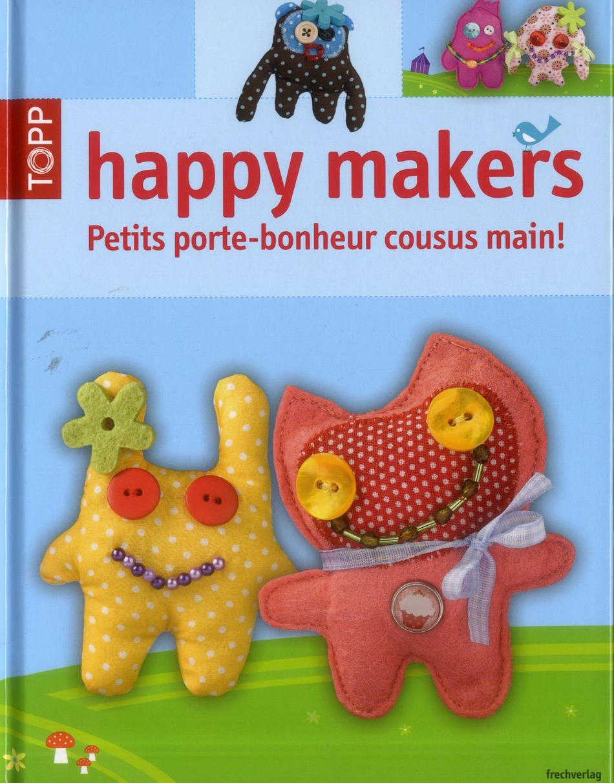 HAPPY MAKERS PETITS PORTE-BONHEUR COUSUS MAIN