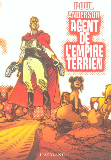 AGENT DE L EMPIRE TERRIEN