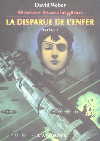LA DISPARUE DE L ENFER TOME 2 HONOR HARRINGTON 8
