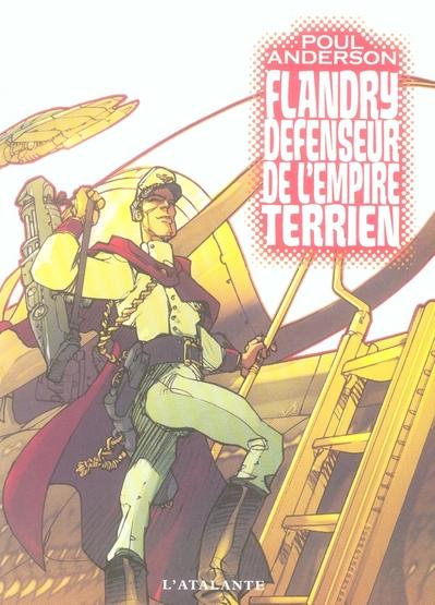 FLANDRY DEFENSEUR DE L EMPIRE TERRIEN