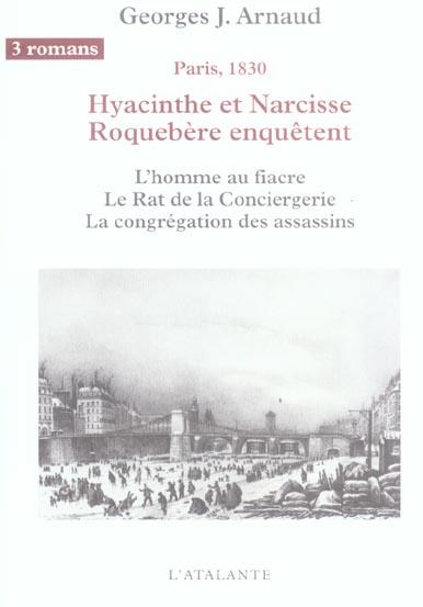 HYACINTHE ET NARCISSE ROQUEBERE TOME 1