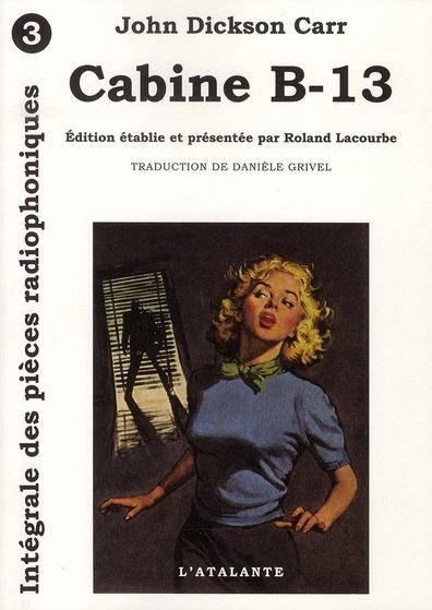 CABINE B-13