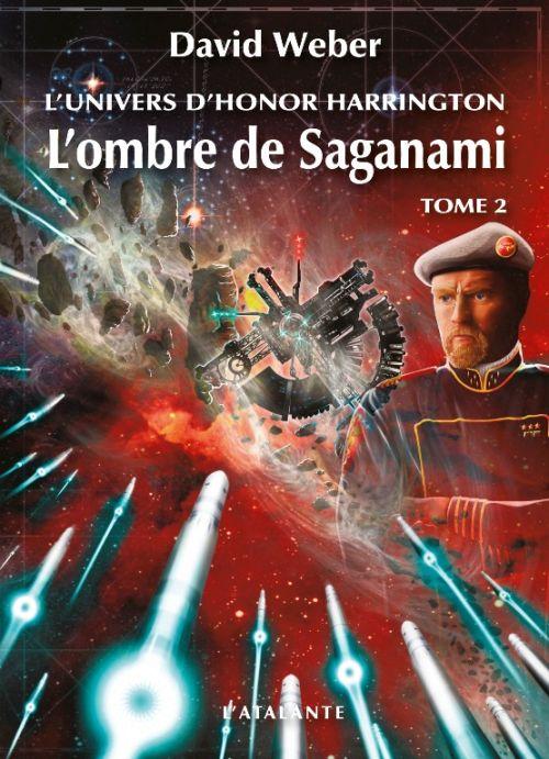 L OMBRE DE SAGANAMII 2 L UNIVERS D HONOR HARRINGTON
