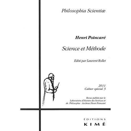 SCIENCE ET METHODE
