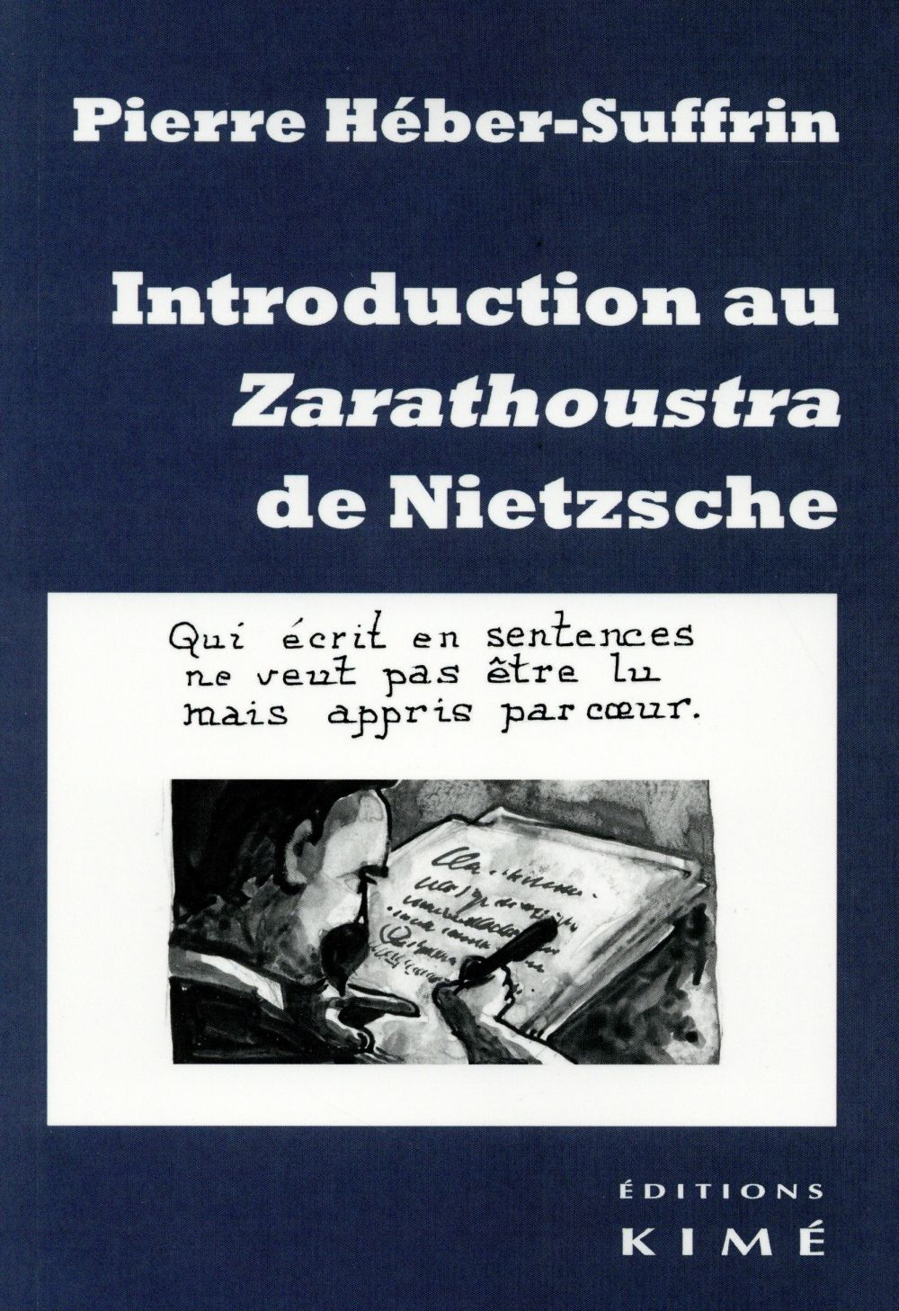 INTRODUCTION AU ZARATHOUSTRA DE NIETZSCHE